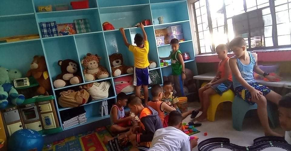 Equipping the Playroom